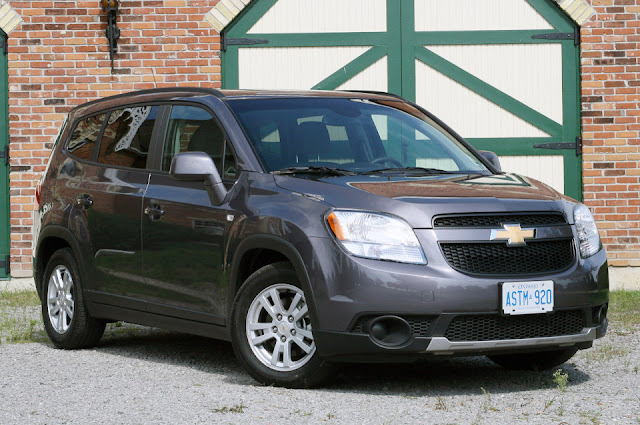 2012 Chevrolet Orlando شفروليه اورلاندو 2012 الجديده بالصور حصريا