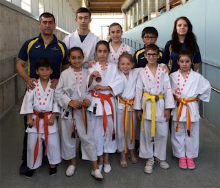 Club Karate Aranjuez en Alcalá de Henares