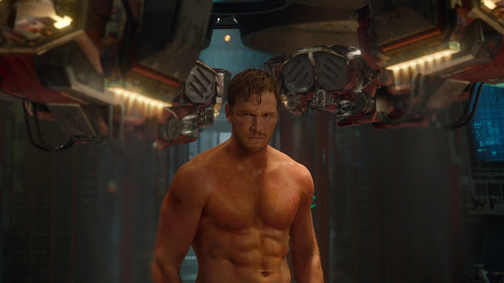 Guardians of the Galaxy Chris Pratt 2014