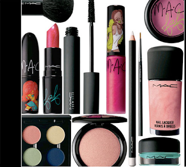 Free Case Sample of MAC Cosmetic!