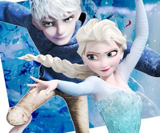 Gambar Elsa dan Jack Forst wallpaper 10