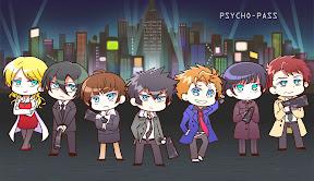 Psycho Pass Chibi