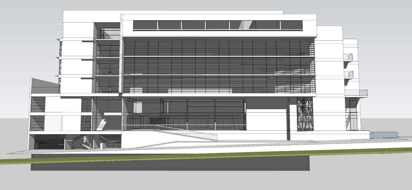 Consultoria y construcciones civiles ltda dise o for Diseno de edificios