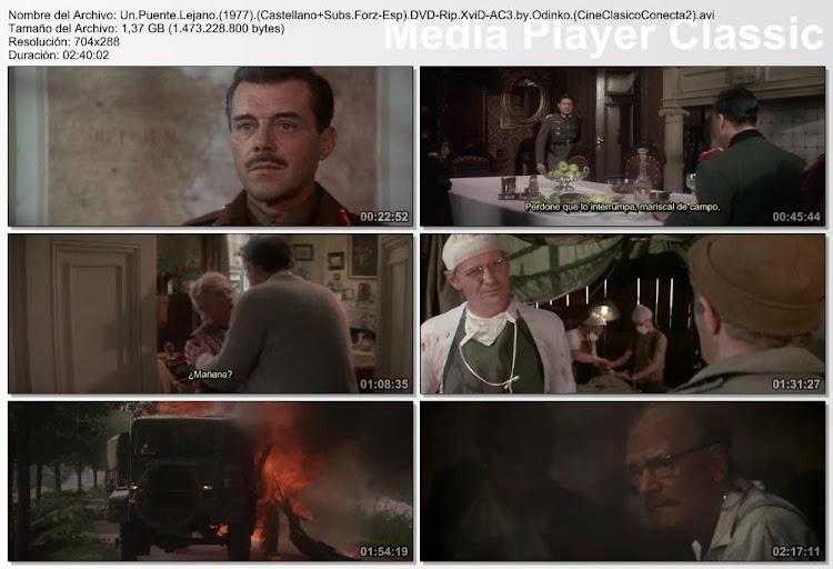 Imagenes de la película: Un puente lejano | 1977 | A Bridge Too Far