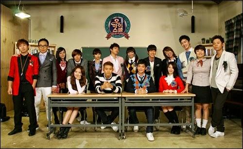 LỚp Học Ngôi Sao -Oh My School