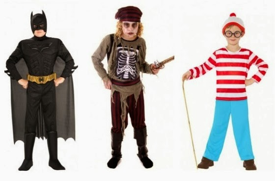 Yorkshire Blog, Mummy Blogging, Parent Blog, Costume, Batman, Where's Wally, Pirate, Wizard, World Book Day,