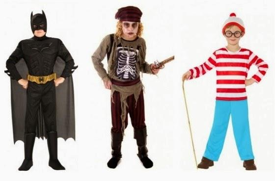 Yorkshire Blog, Mummy Blogging, Parent Blog, Costume, Batman, Where's Wally, Pirate, Wizard, World Book Day,