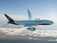 Rwandair's 787 - due in 2015