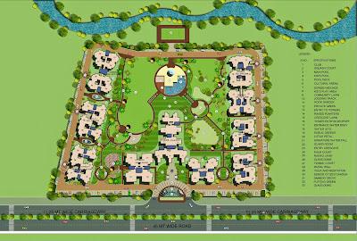 Livingston :: Site Plan