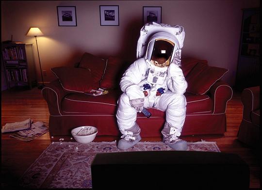 hunter freeman vida de astronauta solitário