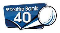 Yorkshire Bank 40 2013 Live Cricket Streaming Fixtures, Schedule calendar & Time Table.