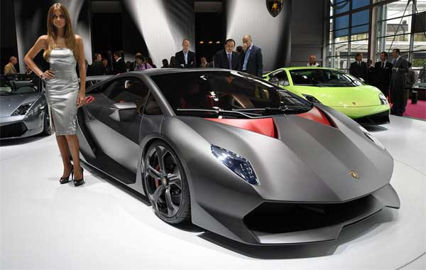 Marvelous 2013 Lamborghini Sesto Elemento U2013 Performance And Engine