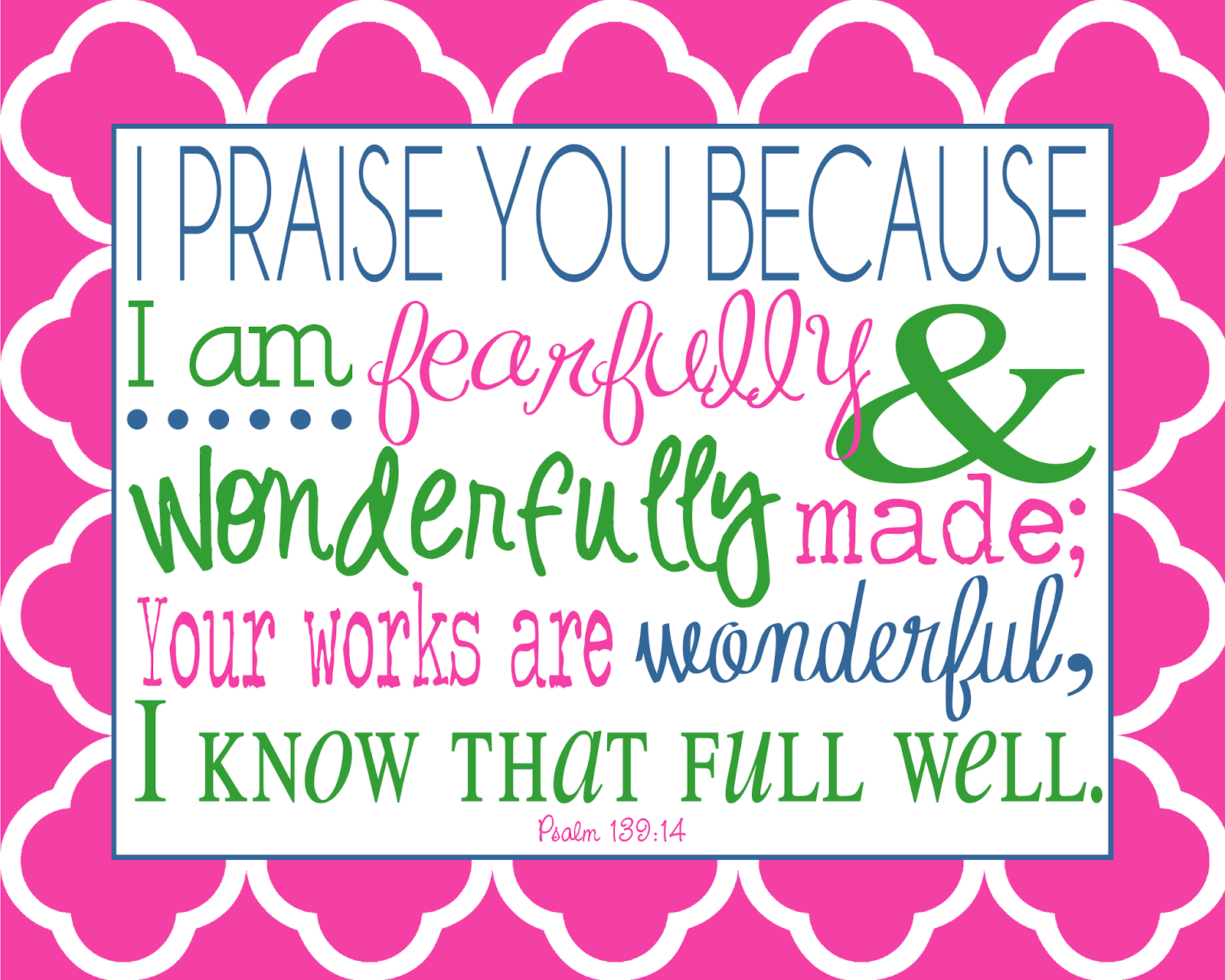 i am fearfully and wonderfully made coloring page free