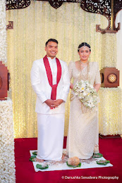 Namal Rajapaksha Wedding photos