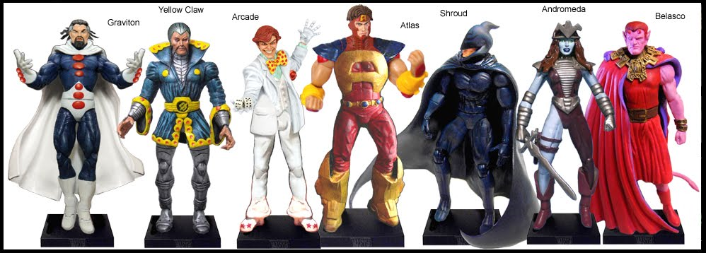 <b>Wave 44</b>: Graviton, Yellow Claw, Arcade, Atlas, Shoud, Andromeda and Belasco