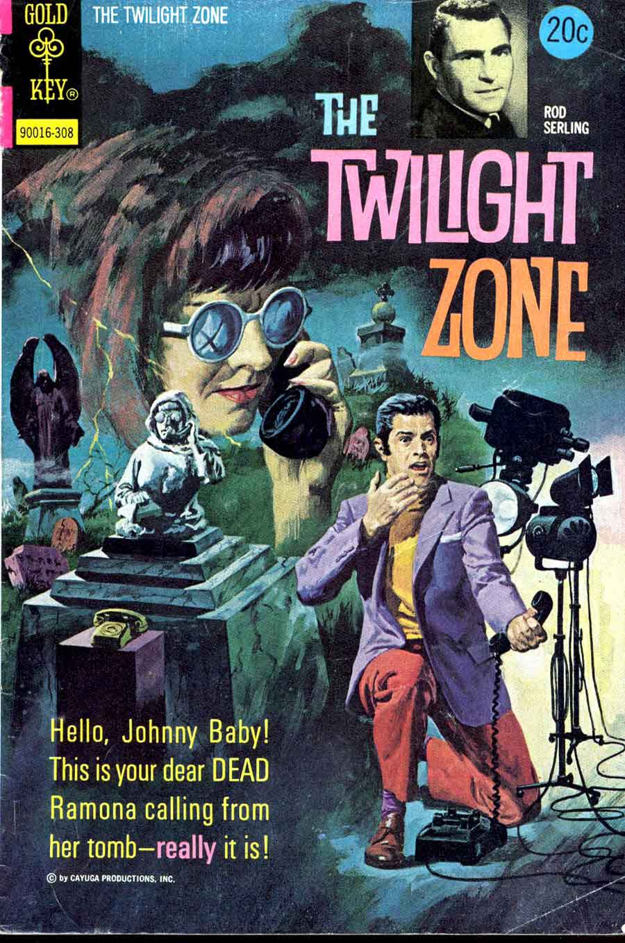 Book Cover Series Zone : Twilight zone al williamson art pencil ink