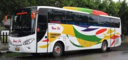 Bus Pariwisata Dewi Sri
