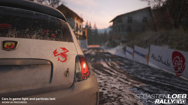 Sébastien Loeb Rally EVO PC Game Free Download