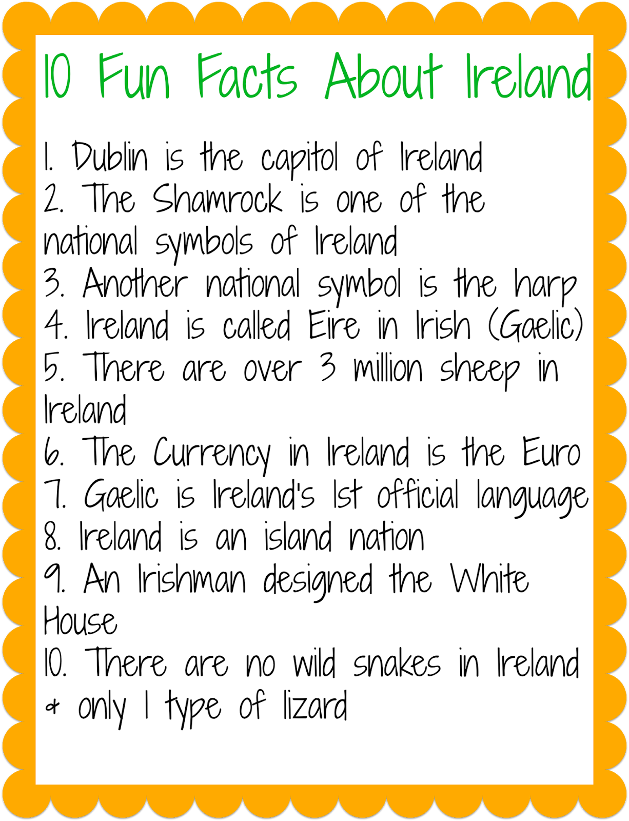 Uncategorized Ireland Facts For Kids about ireland images reverse search filename facts png