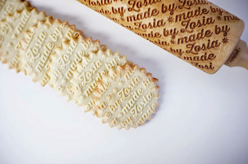 rodillos personalizados Valek Rolling Pins
