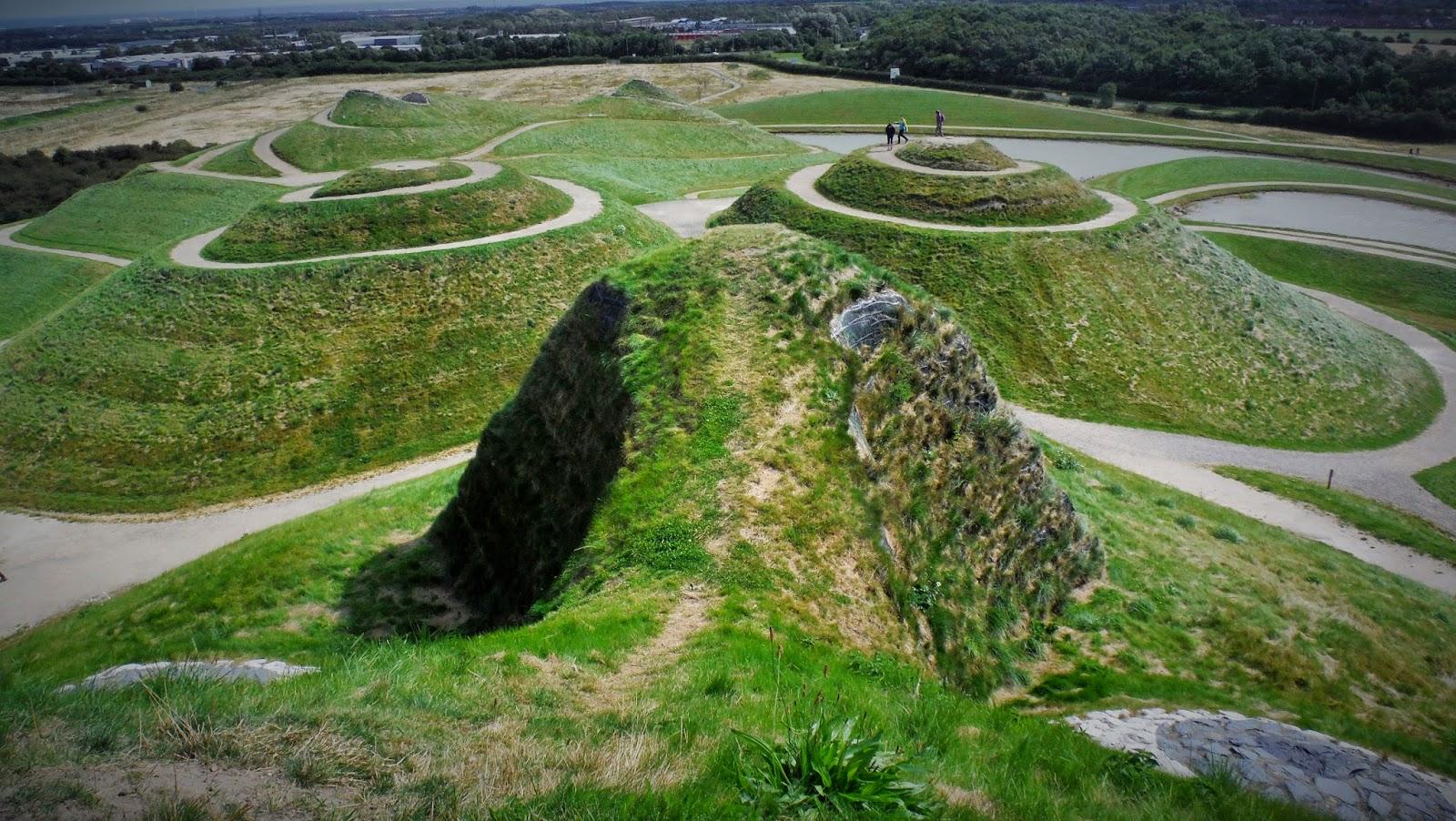 Northumberlandia-landform