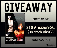 Distractions Release Day Launch & Giveaway