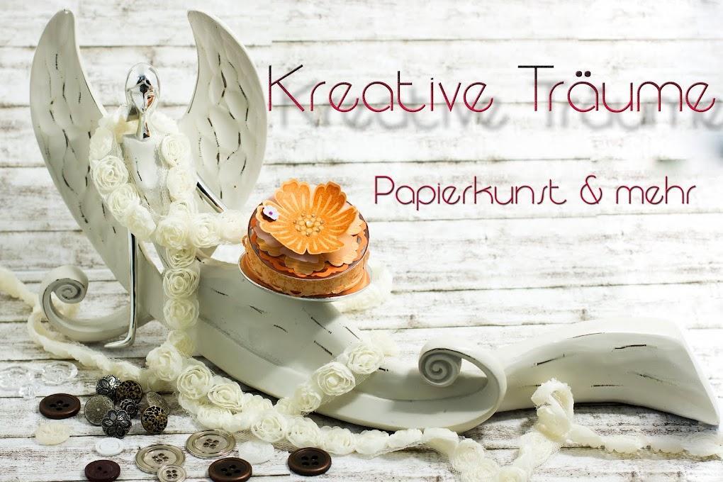 Kreative Träume - Papierkunst & mehr