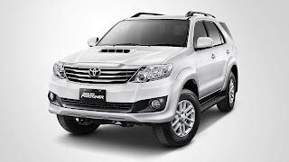 Toyota Fortuner Suv Terbaik Indonesia