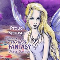 Fabrika Fantasy Digital Stamps.