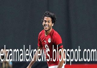 مروان محسن مهاجم الإسماعيلي