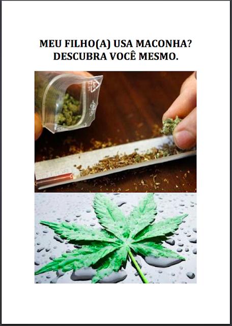 Descubra Agora Nesse E-book Como Descobrir Se seu Filho Adolescente Fuma Maconha