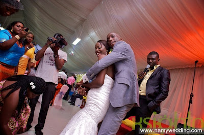 Pictures From Obiwon's Church Wedding & Reception. 25