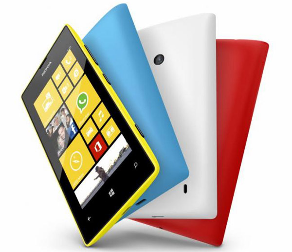 Comparativa Nokia Lumia 520 contra el Nokia Lumia 620