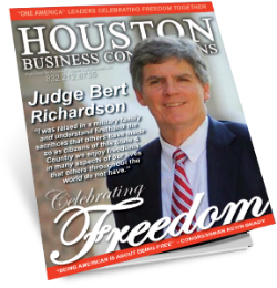 "MEET JUDGE BERT RICHARDSON A ""THOUGHT LEADER"" FOR THIS SERIES"
