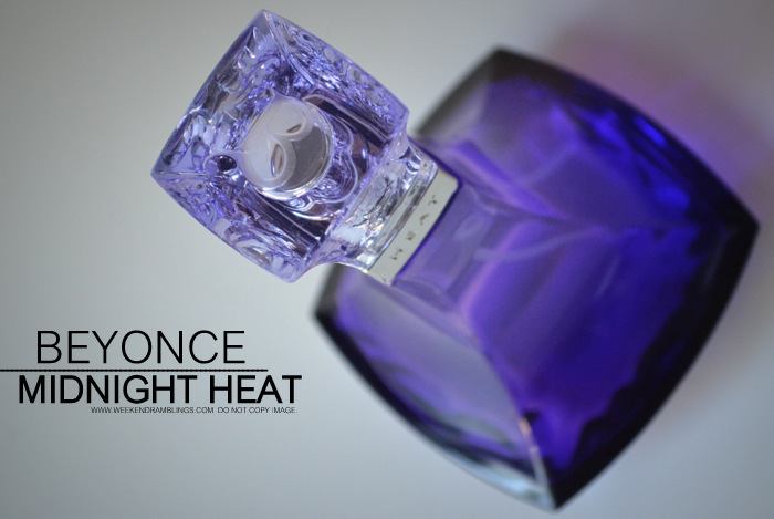 Beyonce Midnight Heat Eau de Parfum Spray - Review