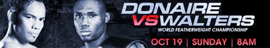 Donaire vs Walters (Boxing)