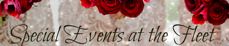 Special Events at The Fleet