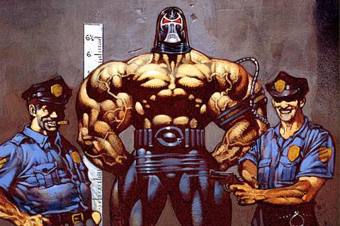 Bane dark knight rises tom hardy 2011 - The Dark Knight Rises: Tom Hardy habla de Bane!