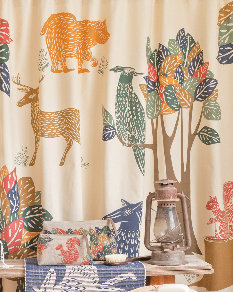 Cool shower curtains for kids - Cool Kids Shower Curtains Refresh Your Bathroom Atmosphere With Cute Shower Curtains Home Refresh Your