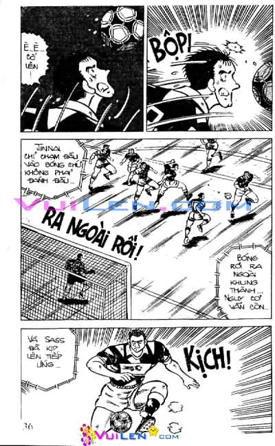 Jindodinho - Đường Dẫn Đến Khung Thành III  Tập 43 page 36 Congtruyen24h