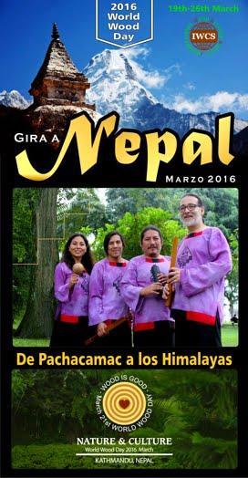 GIRA A NEPAL