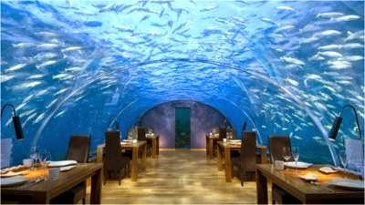 Restoran Ithaa