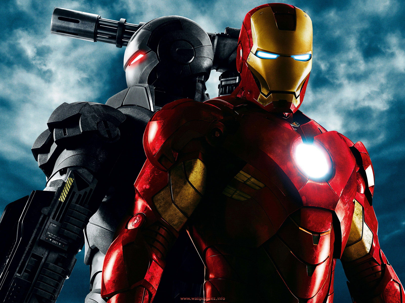 Iron man high quality wallpapers free download