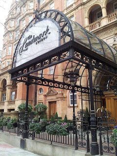 Exterior, The Landmark Hotel, London