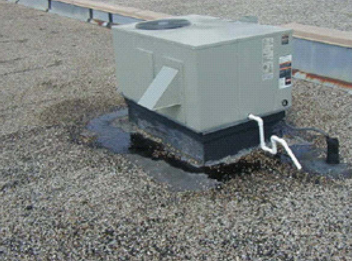 In many cases we find that the roof is not leaking. The HVAC unit is leaking internally. & RAMCON Roofing: Three Very Common Sources of HVAC Leaks memphite.com