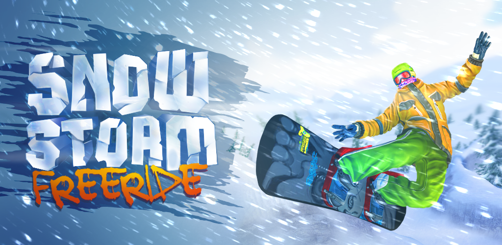 Snowstorm Apk+Data Full Mod Unlimited Money Android Game