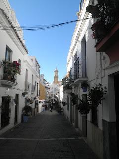 Calle San Antonio Estepona