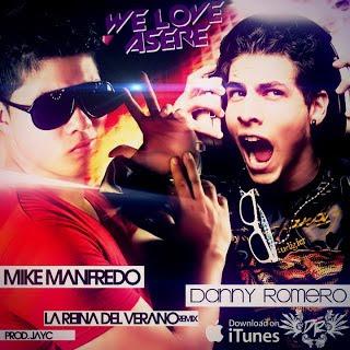 Mike Manfredo - La Reina del Veraño (Remix) [feat. Danny Romero]