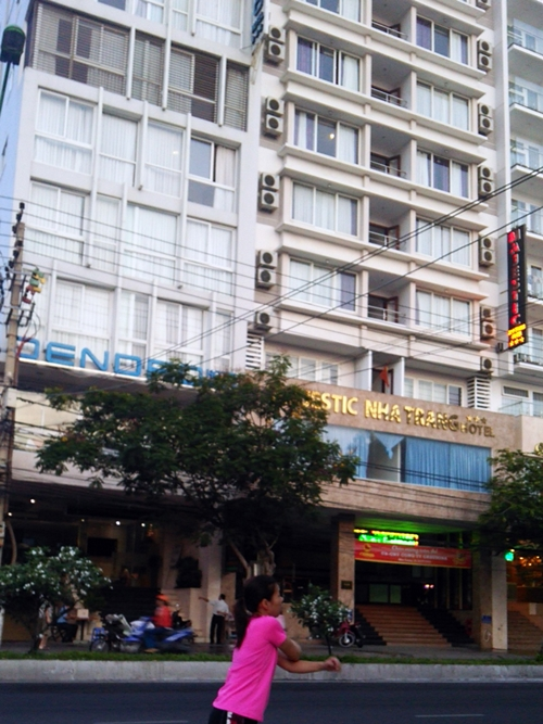 ニャチャン デンドロホテル(Dendro Hotel)