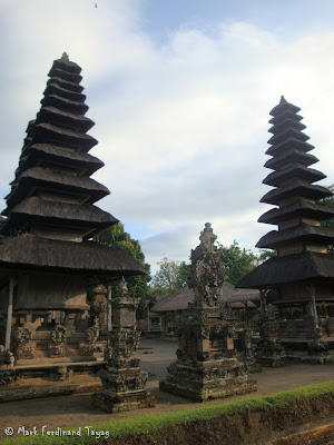 Taman Ayun Temple Bali Photo 10